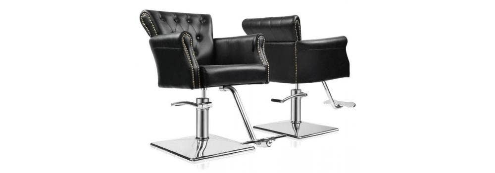 It's all about the Lenore styling chair..