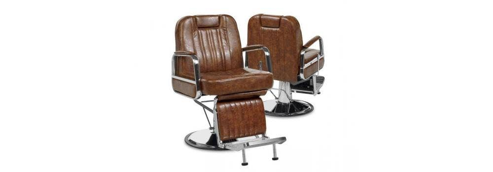 Our New Barber Chairs
