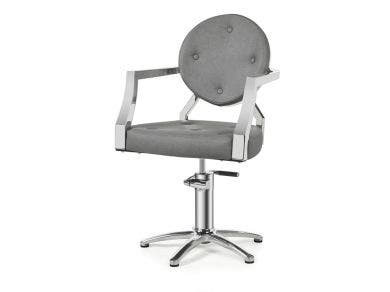 Caprice Styling Chair Grey Star Base