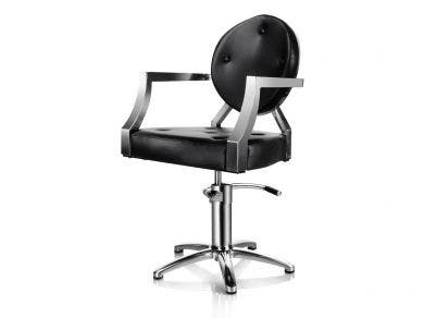 Caprice Styling Chair Black Star Base
