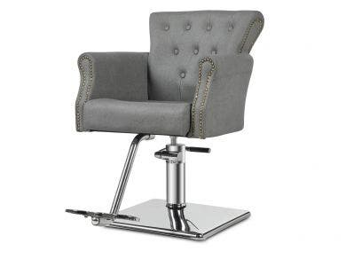 Lenore Styling Chair Grey