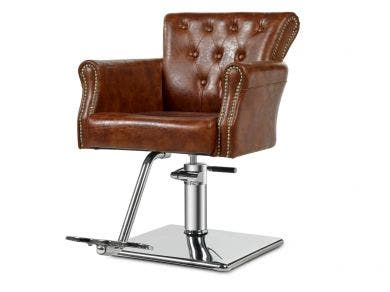 Lenore Styling Chair Tan