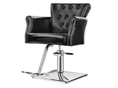 Lenore Styling Chair Black